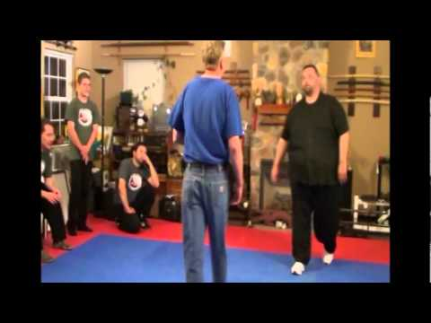 Wing Chun vs Karate Black Belt
