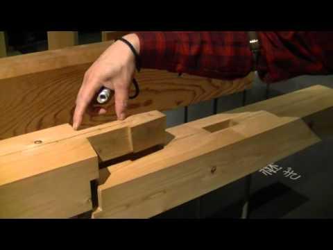 日本の伝統木組み