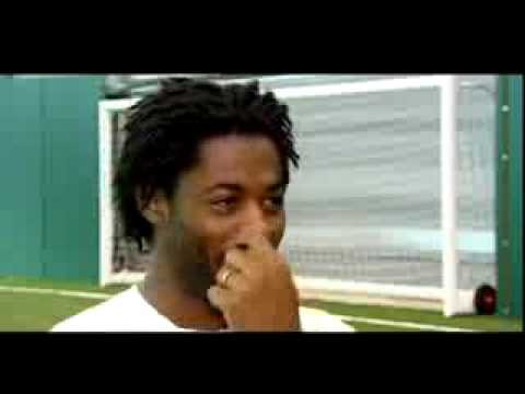 Alexandre Song On Teammates - Arsenal