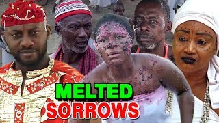"New Hit Movie ""melted Sorrows"" Season 3&4 - (destiny Etiko) 2019 Latest Nollywood Epic Movie"