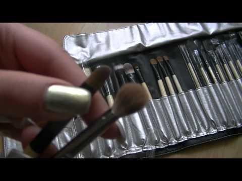 Lenka Kosmetik - Pinselset (vorstellung) video
