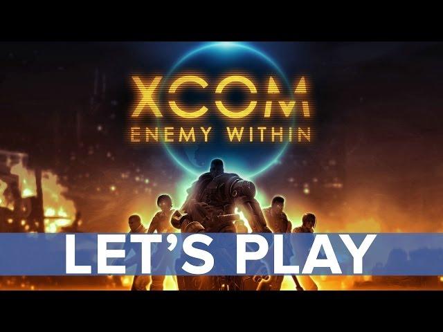 Руководство запуска: XCOM: Enemy Within по сети