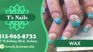 T's Nails Full Services
