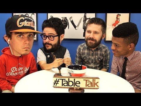 George Watsky on BONUS #TableTalk!
