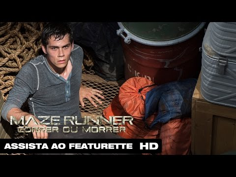 Maze Runner: Correr ou Morrer | Featurette