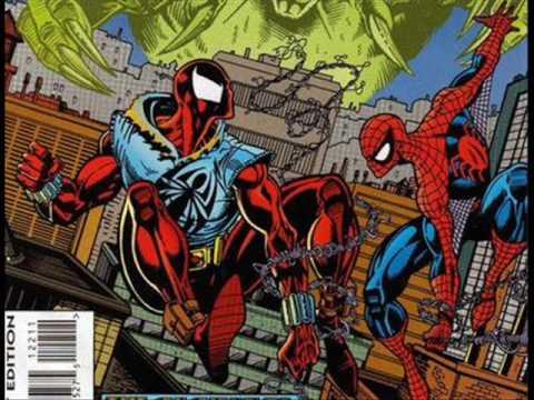 Scarlet Spider vs Spider Man 2099 Spider-man 2099 or Scarlet