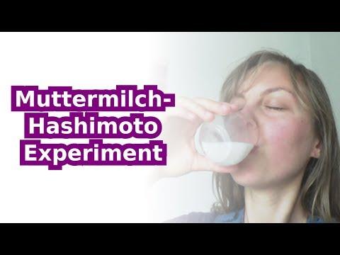 Hilft Muttermilch bei Schilddrüsenerkrankung? Mein Muttermilch Schilddrüsen Experiment