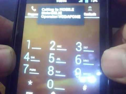 Hyperion 8 for Samsung Galaxy Y.