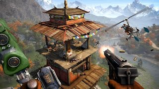Far Cry 4 - Gameplay Trailer #2 (PS4/Xbox One)