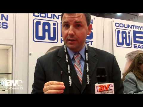 InfoComm 2014: Countryman Associates Debuts ISOMAX 2 Hanging Microphone