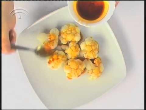 Receta de coliflor (Cocina andaluza saludable)