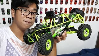WLtoys Offroad RC Buggy POV TEST DRIVE and REVIEW