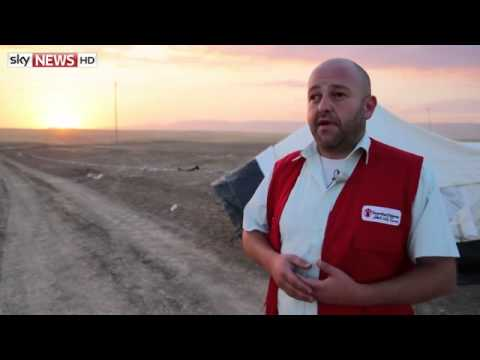 Iraq:Britain To Give £3m In Emergency Aid(1:08pm)