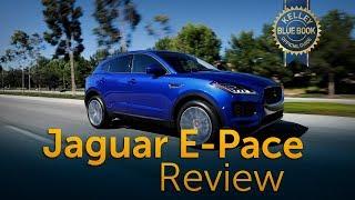 2019 Jaguar E Pace - Review & Road Test