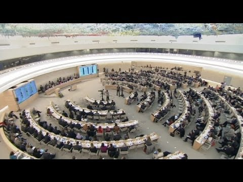 UN repeats demands for Syria violence to end