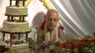 2014.10.18. Vyasa Puja -6- Prasadam HG Sankarshan Das Adhikari, Kaunas, Lithuania