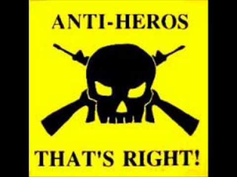Anti-Heros - Herbert Moonstomp