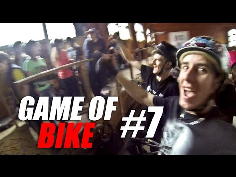 Game of BIKE #7 - Курага, Антон Степанов, Дима Гордей