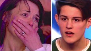 Download Lagu Der Junge beginnt zu singen. Da sagt der Juror, er soll auf den Sitz neben seiner Mutter schauen... Gratis STAFABAND