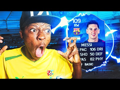 109 RATED MESSI