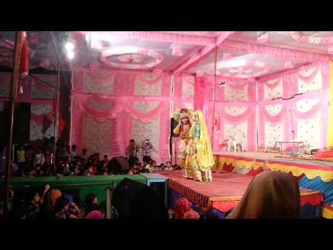 Singrawat Durgapuja 2013 Main Barsane Ki Chori video