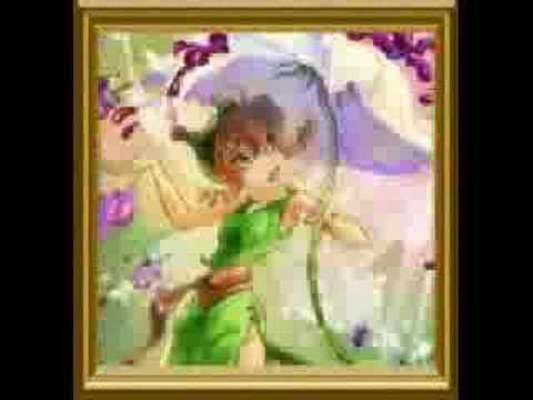 The Disney Fairies: 1st, and 2nd Generations!