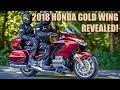 2018 Honda Gold Wing Launch