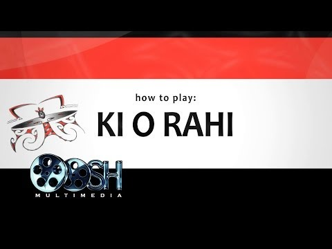 Ki o Rahi - How to Play