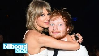 Taylor Swift Pens Essay on Ed Sheeran for Time's 100 Most Influential People Issue | Billboard News
