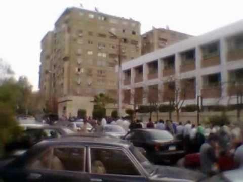 Egypt referendum 19 march استفتاء 19 مارس 2011 - مساكن الشيراتون