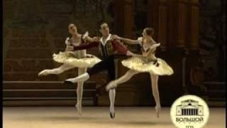 Bolshoi Paquita - Pas de Trois - Medvedev Goryacheva & Andrienko