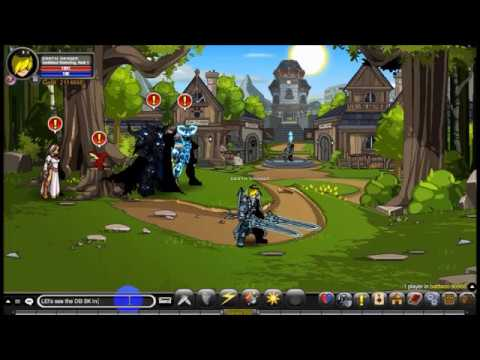 =AQW= Darkblood Stormking Review Pvp and solo!