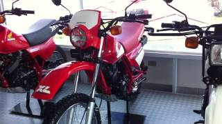 Hornet - Museu de Motos Honda em Indaiatuba