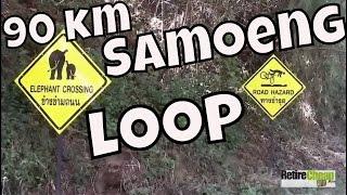 JC's Day Trip Revisiting 90 km Samoeng Loop, Thailand