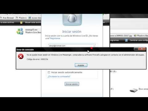 Hackear hotmail 2009