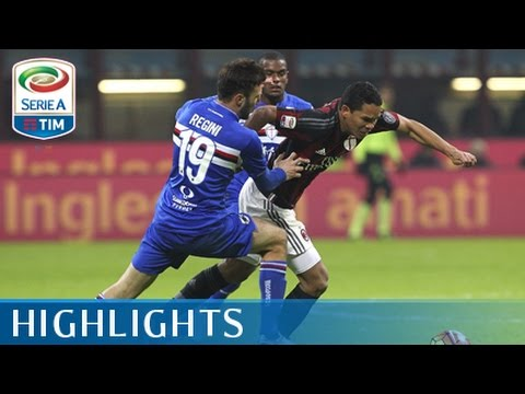 Subscribe to the official Serie A TIM channel: http://www.youtube.com/subscriftion_center?add_user=legacalcioserieatim acomo Bonaventura esulta dopo l'1-0. LaPresse Milan-Sampdoria 4-1 (primo...