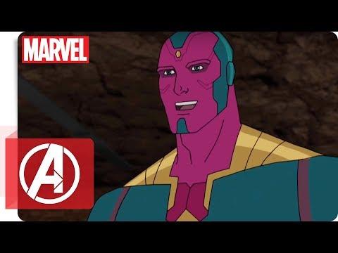 Avengers - Secret Wars: Vision   Marvel HQ Deutschland