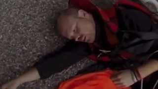 Base Jump Gone Wrong