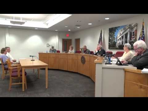 6 OCT 2015 BOARD OF COMMISSIONERS 7 PM MEETING – PART 2