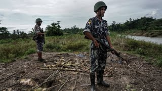 download lagu Rohingya Crisis: Insurgents Stage Deadly Attacks In Burma's Restive gratis