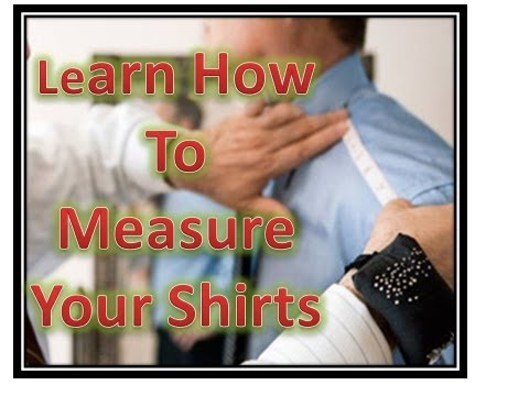 How To measure A Shirt - Selling Clothes on Ebay- Get Less Returns- Quick & Easy