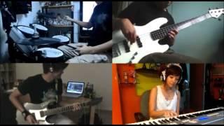 4th Avenue Cafe (L'Arc~en~Ciel cover/Rurouni Kenshin OST) Jolly Trinity feat. MEL (instrumental)