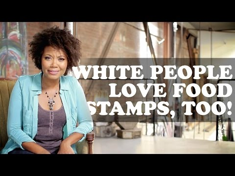 The More You Know (About Black People) Episode 8: White People Like Food Stamps, Too!