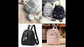Stylish ladies backpacks || women's cute mini backpack