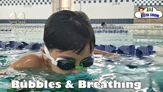 Learn to Swim with Jai Bista Show  | Kids swimming lessons | kids swimming in the pool