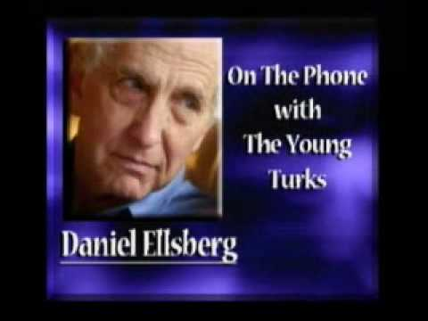 Daniel Ellsberg of Pentagon Papers Fame on ReThink Afghanistan