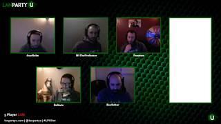 Foxman LAN 2018 - HotS AoE Overwatch RL