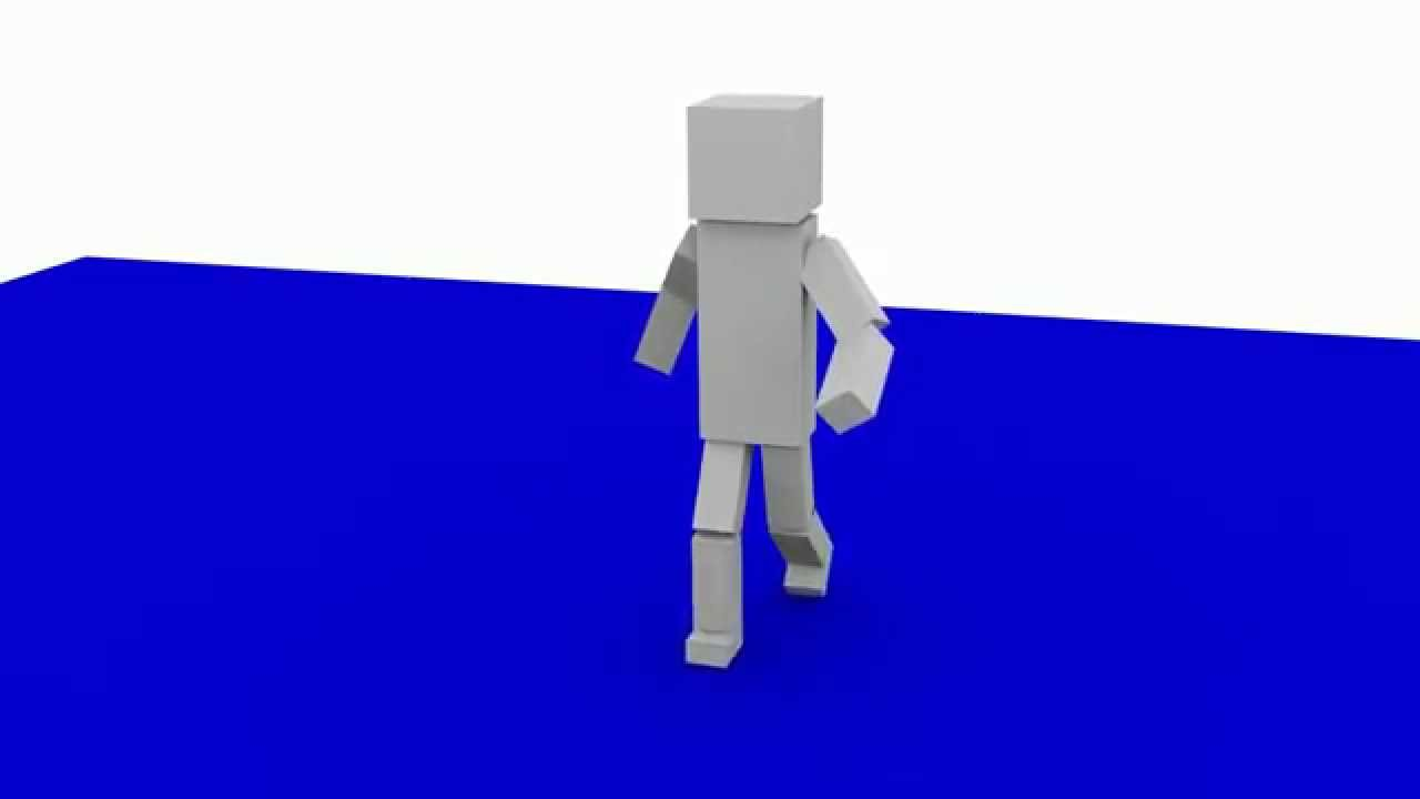 Blender Simple Character Modeling Tutorial : Blender d announcing tutorial series how to make a