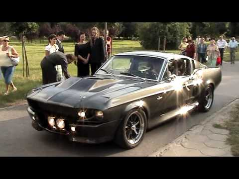 ford mustang gt500 eleanor 1967 youtube. Black Bedroom Furniture Sets. Home Design Ideas