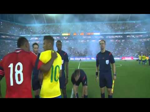 "Neymar to Zúñiga: ""Then you call me to apologise, you son of a b…"""